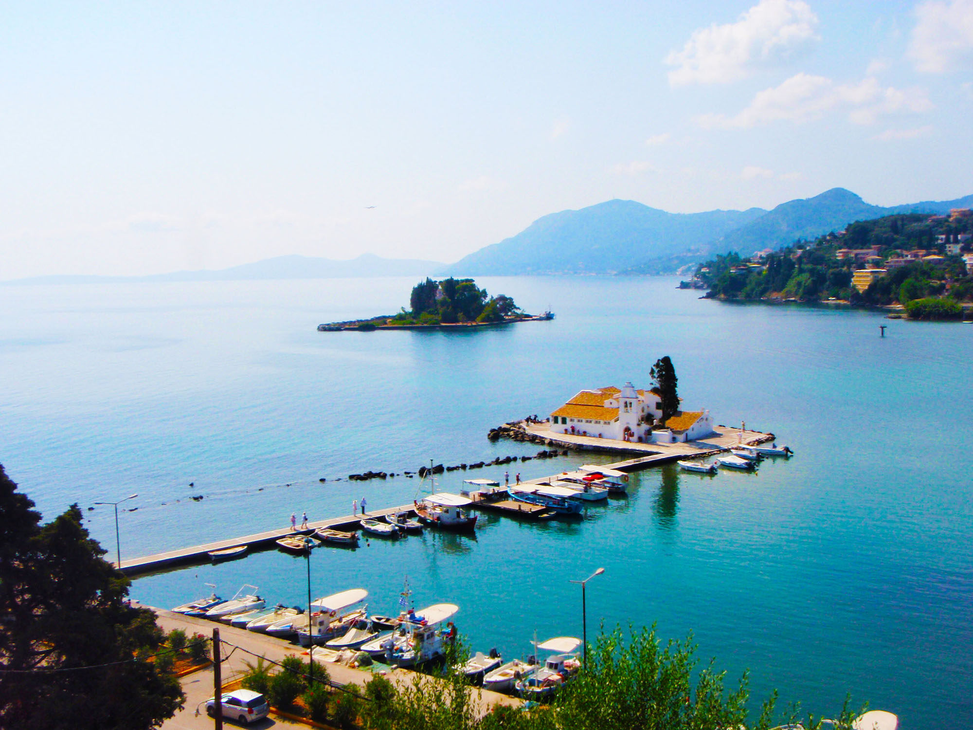 Discover the beauty of Corfu